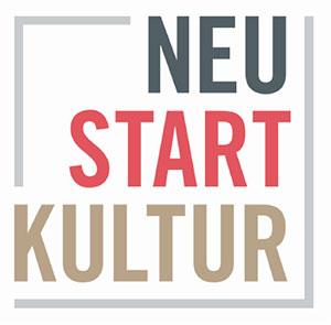 Neustart Kultur - Logo
